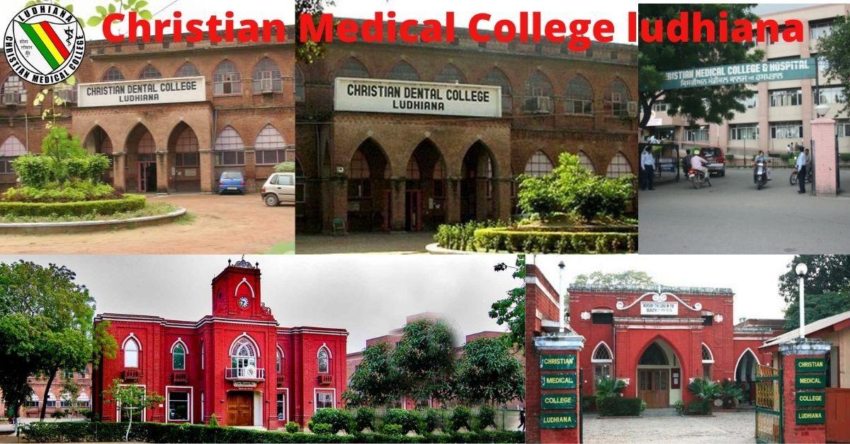 Christian Medical College ludhiana
