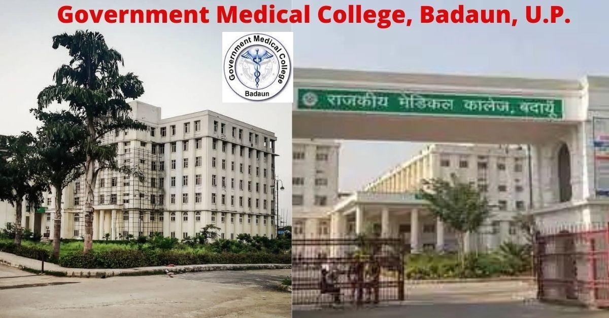 Government Medical College, Badaun