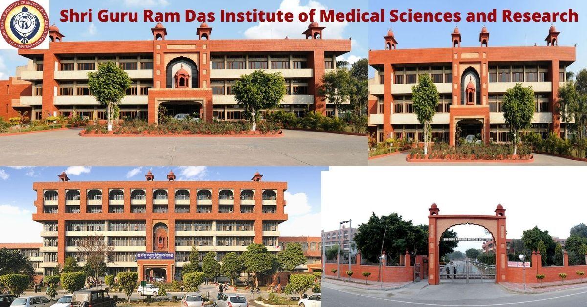 Shri Guru Ram Das Institute of Medical Sciences and Research