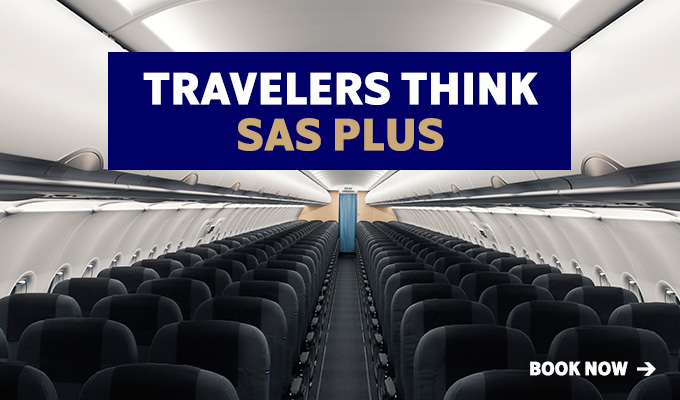 TRAVEL SMOOTHER IN SAS PLUS
