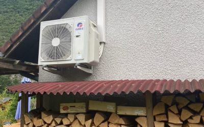 Pompe à chaleur Air-Air ou Air-Eau ?