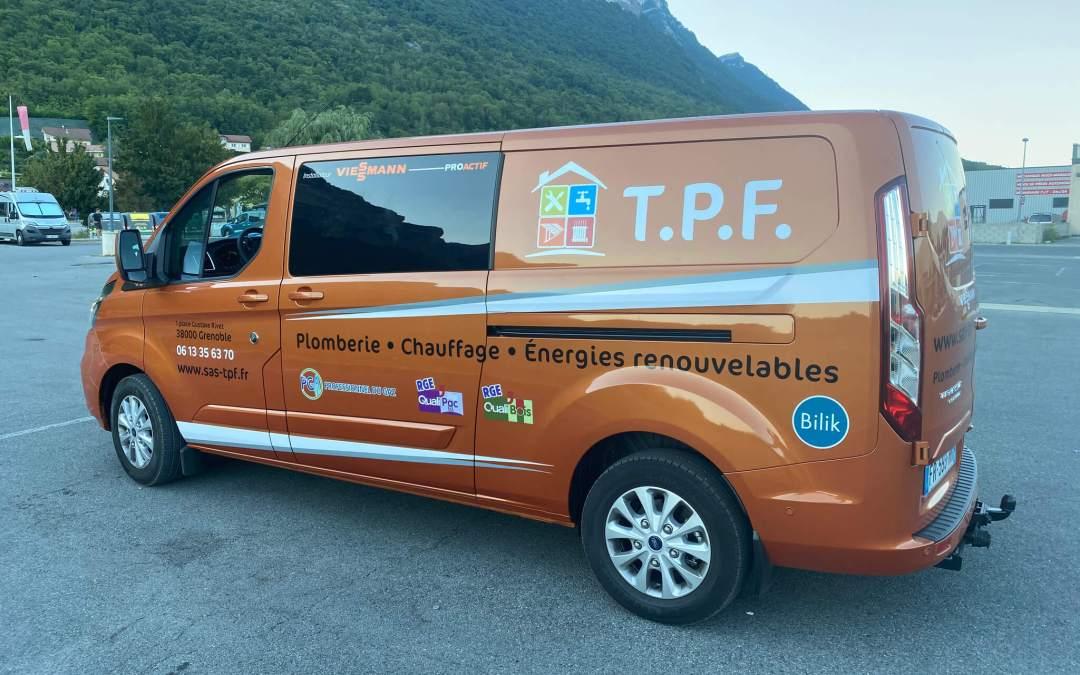 Pourquoi s'adresser à TPF pour remplacer sa chaudière?
