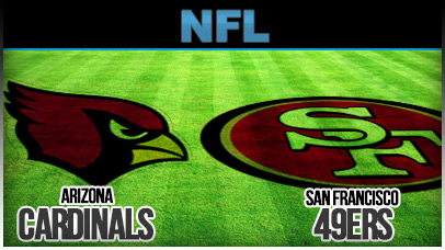 Image result for Arizona Cardinals vs. San Francisco 49ers