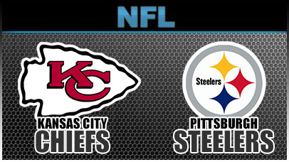 Image result for Kansas City Chiefs vs. Pittsburgh Steelers