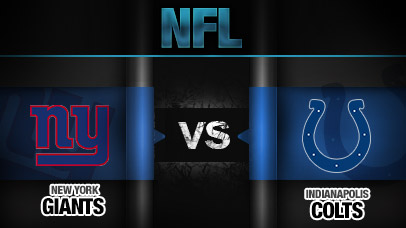 Image result for Giants vs. Colts