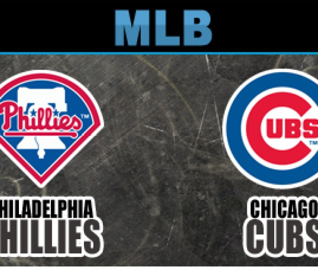 Phillies Vs Cubs Betting Odds