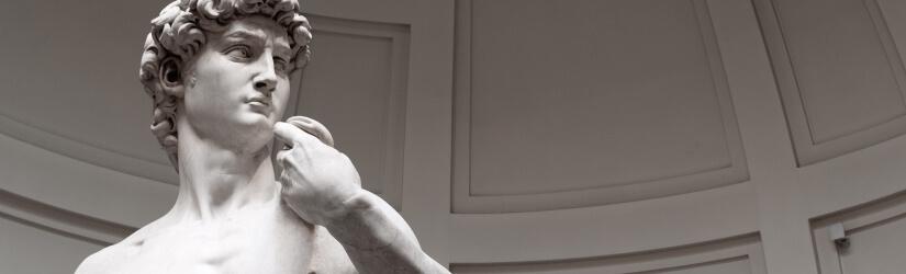 El David de Miguel Ángel - Foto de Steve Barker en Unsplash