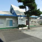 鼠ヶ関駅~念珠の松庭園