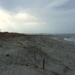 冬のある日、海岸にて~五十嵐浜