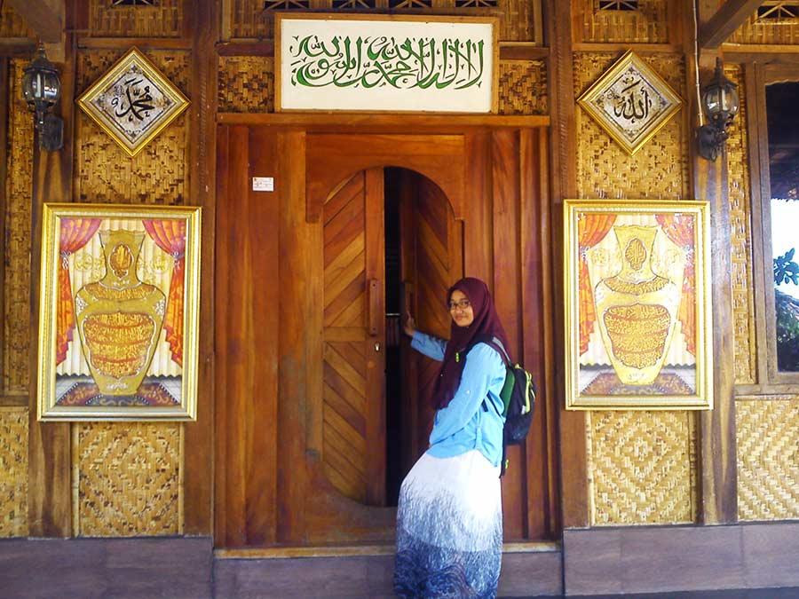 masjid desa sade
