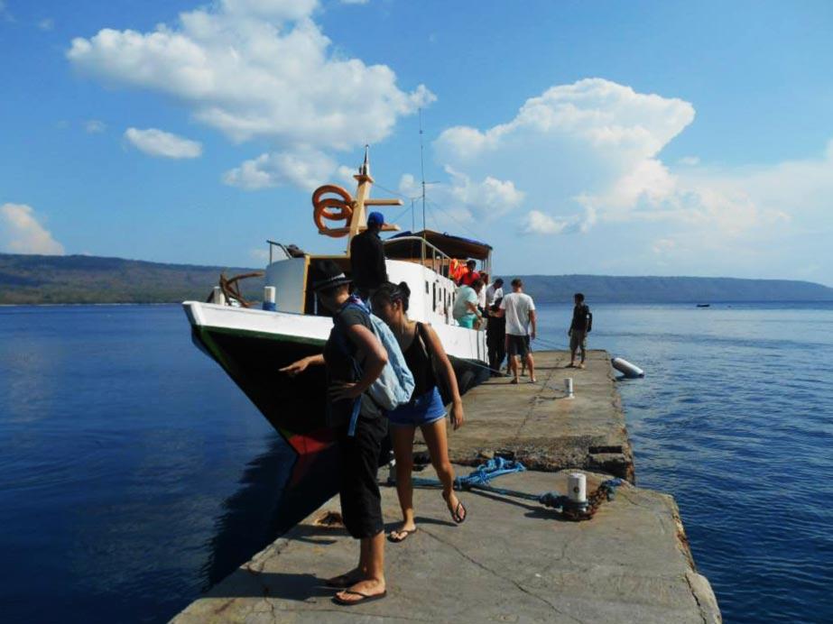 Eksotime Pulau Moyo