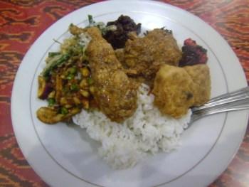 Nasi Sukaraja Lombok