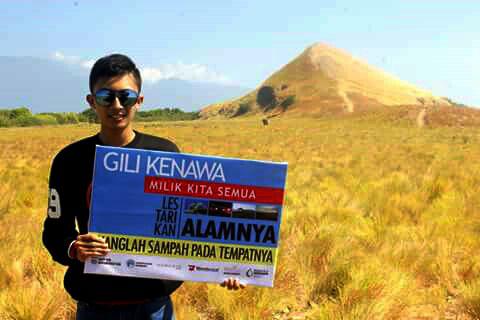 Pulau Kenawa, Gerbang Pesona Sumbawa