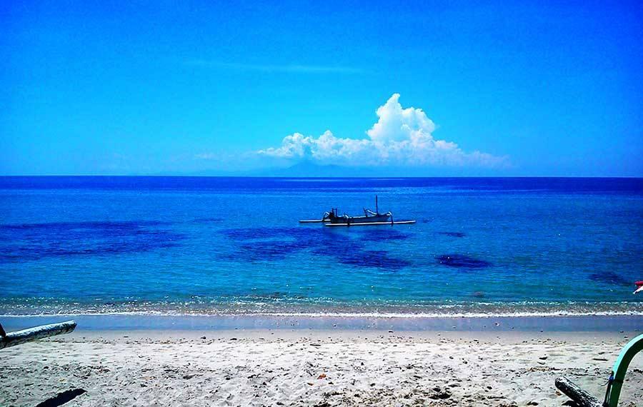 wisata lombok pantai nipah