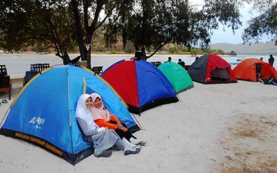 Camping di Gili Sudak Bersama Para Pahlawan Pariwisata Lombok Sumbawa