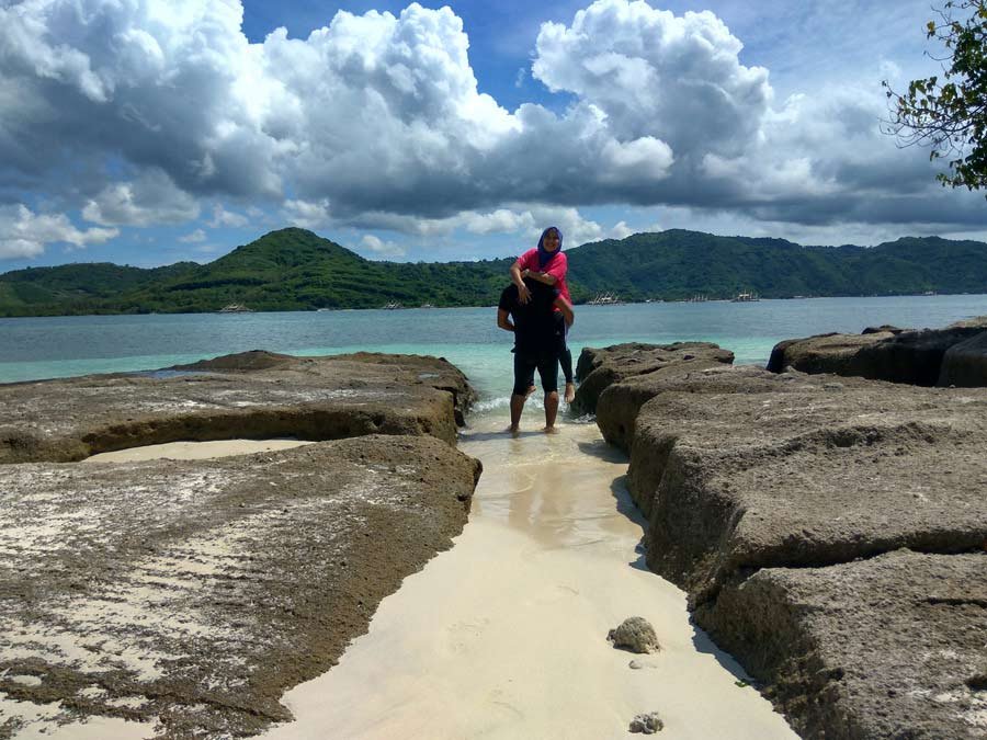honeymoon romantis di pulau lombok gili nanggu