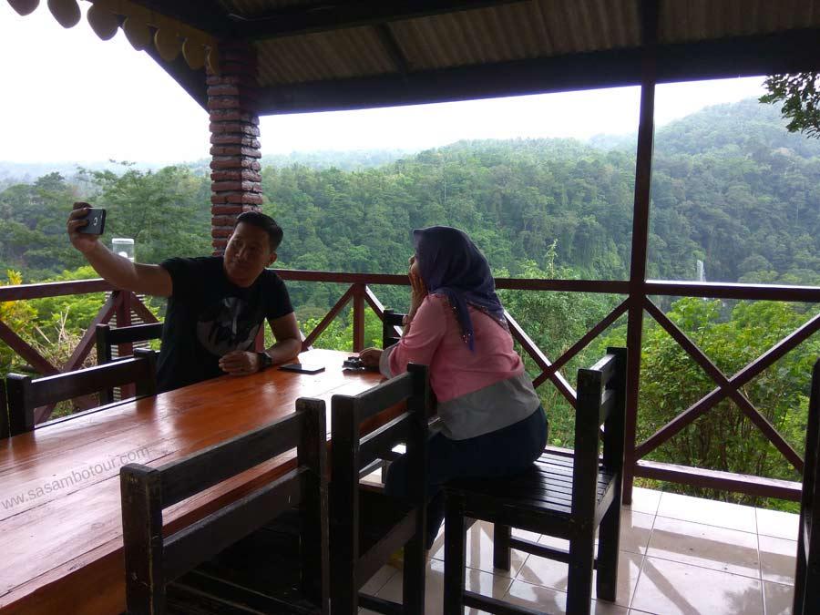 Honeymoon Lombok pondok sendaru