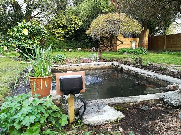 pond electrics