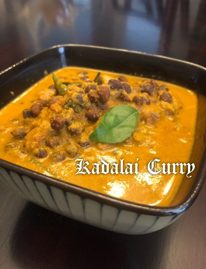 Kadalai Curry