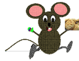 mouse and pecan sandies