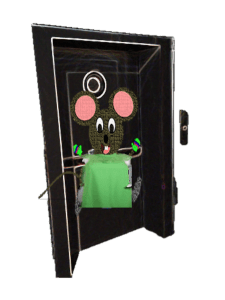 mouse and the dumbwaiter