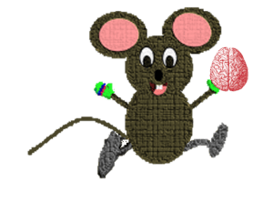 mouse needs a brain