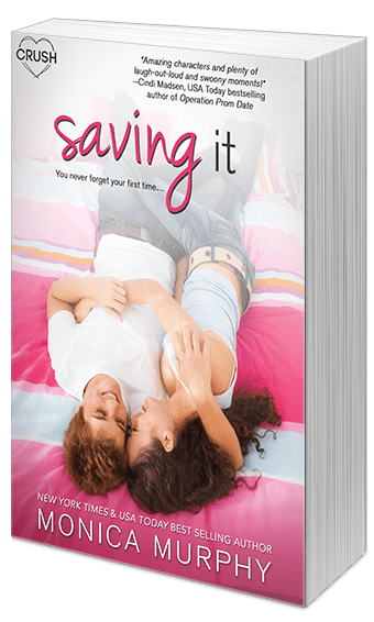 Saving It Cover