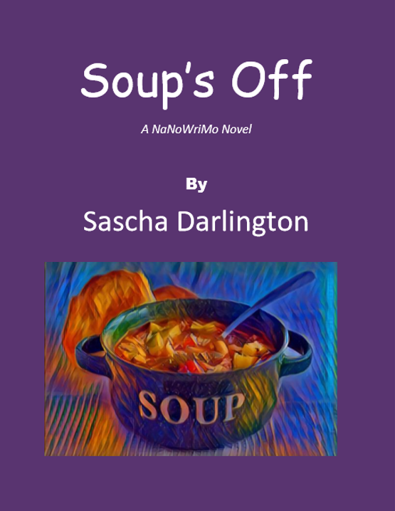 soup's off cover