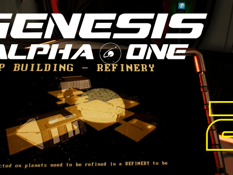 The adventures of the USS Glados. Genesis Alpha One #2