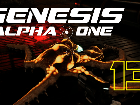 The adventures of the USS Bucketofsick. Genesis Alpha One #13