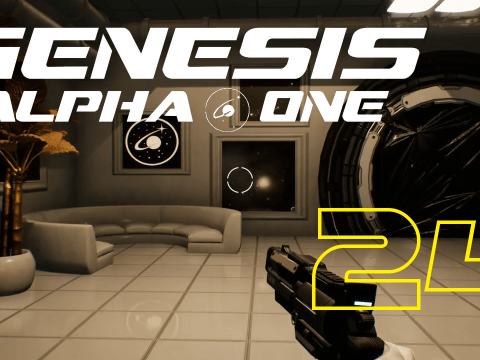 Housekeeping! Genesis Alpha One #24
