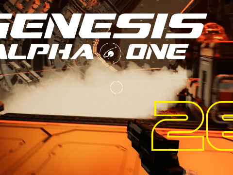The first genesis candidate found! Genesis Alpha One #26