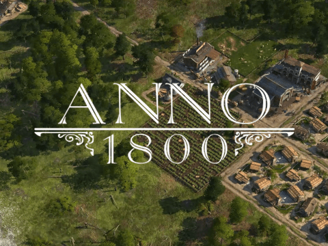 Parkupgrade. Anno 1800 Closed Beta #8