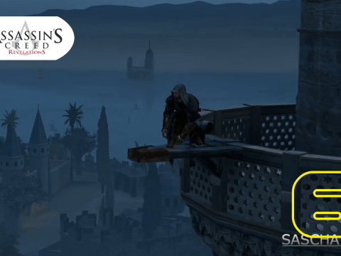 Aussichtstour. Assassin's Creed Revelations #6