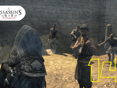Schlag mich! Assassin's Creed Revelations #14
