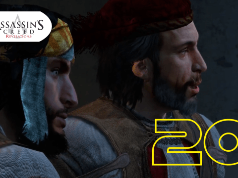 Das Bankett des Prinzen. Assassin's Creed Revelations #20