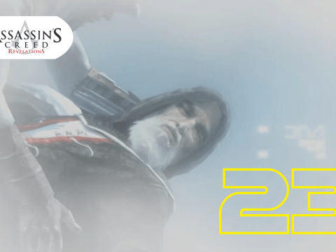 Des Mentors Totenwache. Assassin's Creed Revelations #23