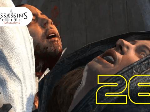 Maria und die Assassinen. Assassin's Creed Revelations #26