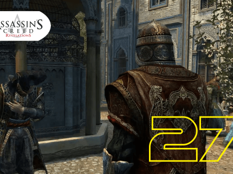 Die Janitscharen. Assassin's Creed Revelations #27