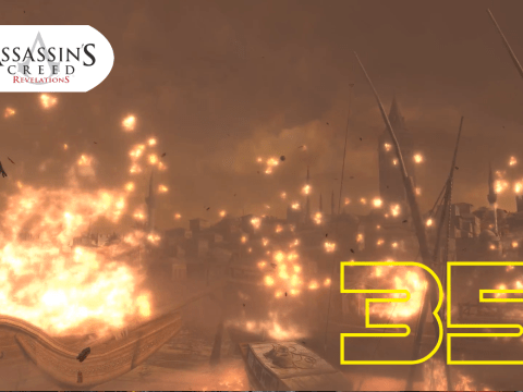 Die verborgene Stadt. Assassin's Creed Revelations #35