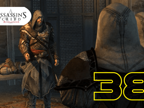 Entdeckung. Assassin's Creed Revelations #38