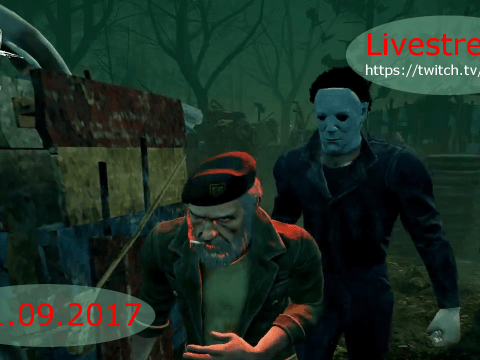Lag-Spike. Deady by Daylight #20