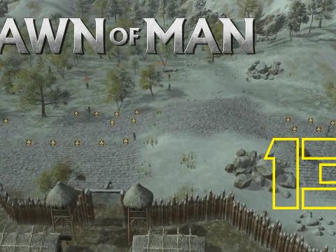Größere Felder für mehr Ertrag. Dawn of Man #13