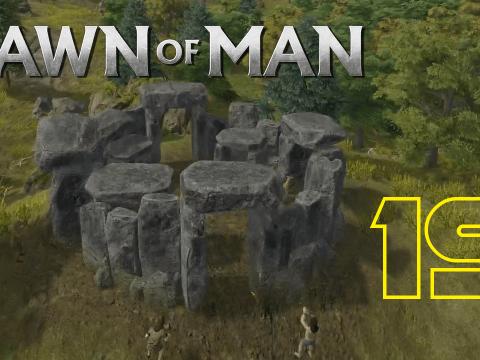 Das überdauert Jahrhunderte. Dawn of Man #19