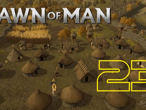 Innere Grenzen abbauen. Dawn of Man #23