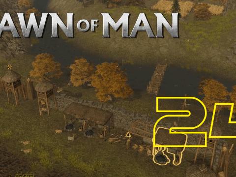 Aussicht auf mehr Werkzeuge. Dawn of Man #24