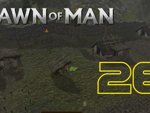 Aus Wolle kann man Kleidung machen. Dawn of Man #26