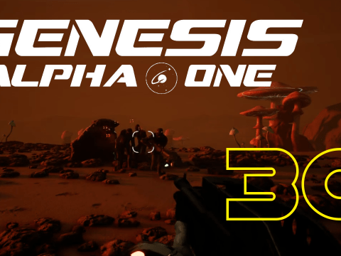 Raiding planets. Genesis Alpha One #30
