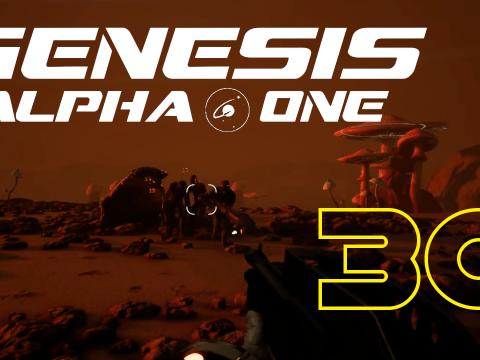 Raiding planets. Genesis Alpha One #30