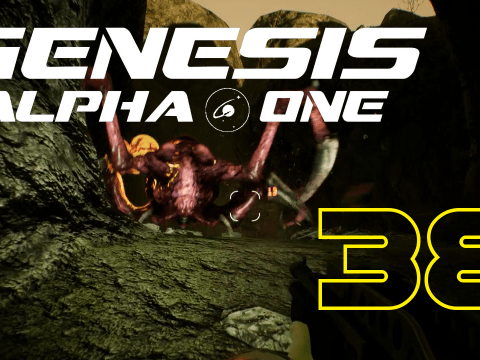 Alien queen! Genesis Alpha One #38